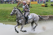 MYSTIC PROMISE ridden by Jane Emma Riley at Bramham International Horse Trials 2016 at  at Bramham Park, Bramham, United Kingdom on 11 June 2016. Photo by Mark P Doherty.