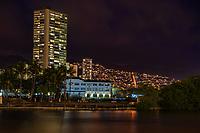 Ala Wai Canal, Waikiki