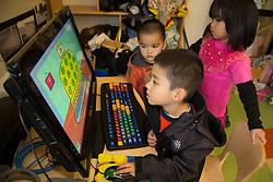 United States, Washington, Seattle, Denise Louie Education Center