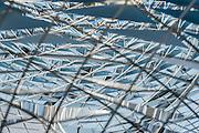 Schools of Movement Sphere by Olafur Eliasson - Frieze London and Frieze Masters 2014, Regents Park, London, 14 Oct 2014.