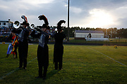 Shadow Drum and Bugle Corps performs in East Troy, Wisconsin on August 3, 2019. <br /> <br /> Beth Skogen Photography - www.bethskogen.com