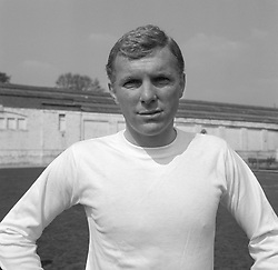 West Ham and England centre back Bobby Moore.