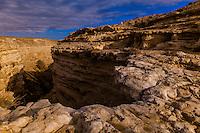 Ein Avdat Canyon, Negev Desert, Israel.