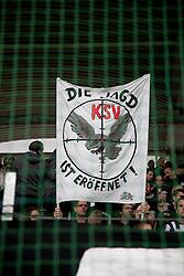 06.11.2011, UPC Arena, Graz, AUT, 1. FBL, SK Puntigamer Sturm Graz vs KSV 1919 Kapfenberg, im Bild Sturm Fans, EXPA Pictures © 2011, PhotoCredit: EXPA/ Erwin Scheriau