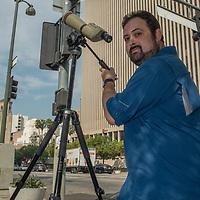 Science writer Dr. Jason Goldman looks at urban raptors in Los Angeles, CA.