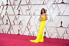 93rd Academy Awards Arrivals - 25 April 2021
