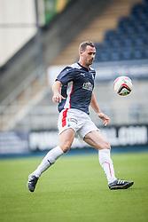 Falkirk's David McCracken. Falkirk  2 v 2 Rotherham Utd, pre-seaon friendly.<br /> © Michael Schofield.