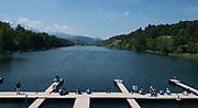 Lucerne, SWITZERLAND.<br /> <br /> Start Pontoon. 2016 FISA WCII Lake Rotsee<br /> <br /> Friday  27/05/2016<br /> <br /> [Mandatory Credit; Peter SPURRIER/Intersport-images]RRIER/Intersport-images]2016 FISA WCII Lake Rotsee<br /> <br /> Friday  27/05/2016<br /> <br /> [Mandatory Credit; Peter SPURRIER/Intersport-images]