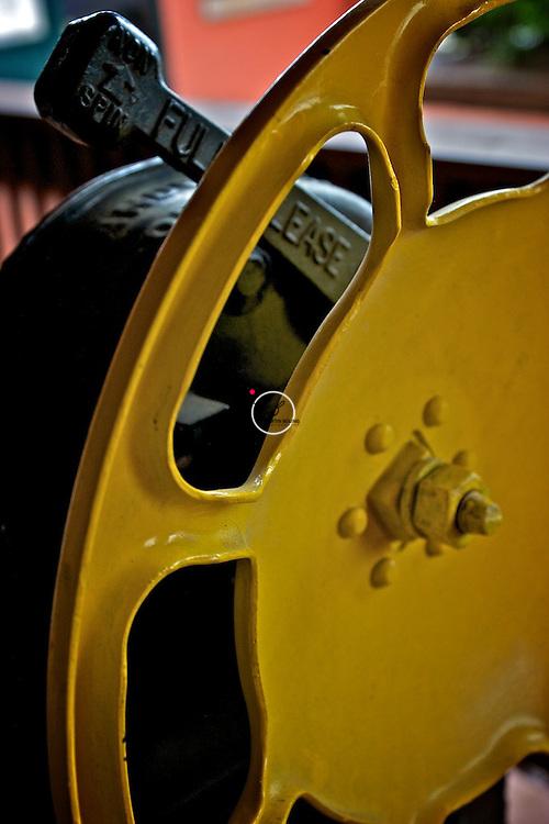 Caboose Brake