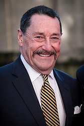Peter Cullen attends the US Premier of 'Transformers: The Last Knight' on the Chicago River in front of the Civic Opera House on Tuesday June 20, 2017 in Chicago, IL. Cullen is the voice of Optimus Prime. Photo: Christopher Dilts / Sipa USA *** Please Use Credit from Credit Field ***