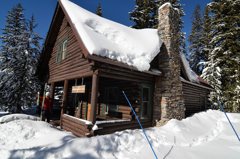 Anthony Lakes Nordic Center in Northeast Oregon.