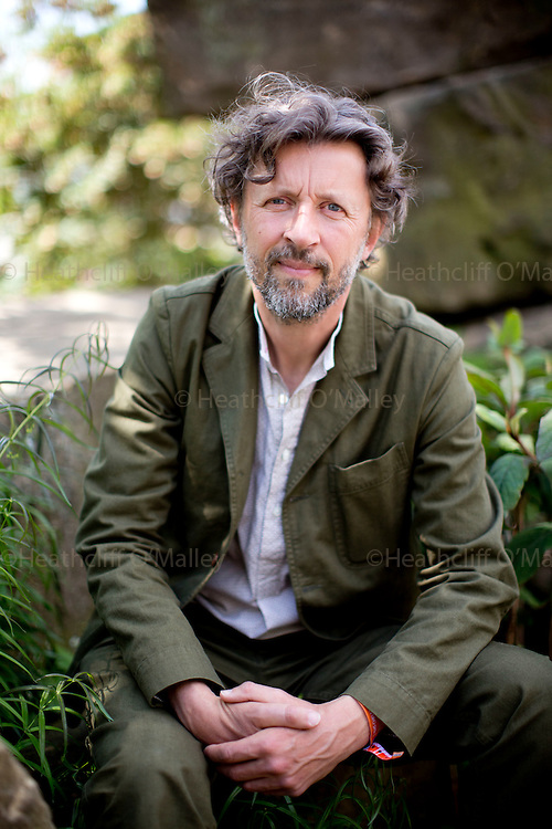 May0062662 . Daily Telegraph<br /> <br /> Features<br /> <br /> Garden Designer and TV Presenter Dan Pearson, who won Best Show Garden at the 2015 Chelsea Flower Show .<br /> <br /> <br /> London 21 May 2015
