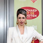 NLD/Amsterdam/20190414 - Premiere 't Schaep met de 5 Pooten, Kiki van Deursen