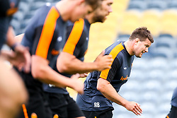 Ryan Bower of Worcester Warriors during preseason training ahead of the 2019/20 Gallagher Premiership Rugby season - Mandatory by-line: Robbie Stephenson/JMP - 06/08/2019 - RUGBY - Sixways Stadium - Worcester, England - Worcester Warriors Preseason Training 2019