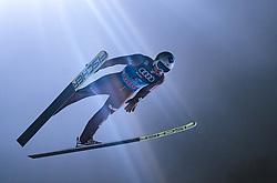06.01.2018, Paul Außerleitner Schanze, Bischofshofen, AUT, FIS Weltcup Ski Sprung, Vierschanzentournee, Bischofshofen, Wertungsdurchgang, im Bild Kamil Stoch (POL) // Kamil Stoch of Poland during his Competition Jump for the Four Hills Tournament of FIS Ski Jumping World Cup at the Paul Außerleitner Schanze in Bischofshofen, Austria on 2018/01/06. EXPA Pictures © 2018, PhotoCredit: EXPA/ JFK