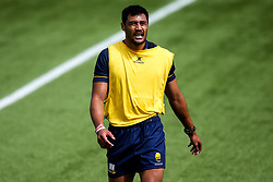 Melani Nanai of Worcester Warriors during training ahead of the Gallagher Premiership fixture against Harlequins - Mandatory by-line: Robbie Stephenson/JMP - 24/08/2020 - RUGBY - Sixways Stadium - Worcester, England - Worcester Warriors Training