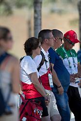 Laeremans Wendy, Bruninx Frederik, BEL<br /> Olympic Games Rio 2016<br /> © Hippo Foto - Dirk Caremans<br /> 13/08/16