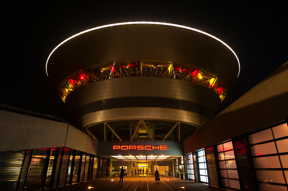 Exterior, Porsche Leipzig, Leipzig, Saxony, Germany