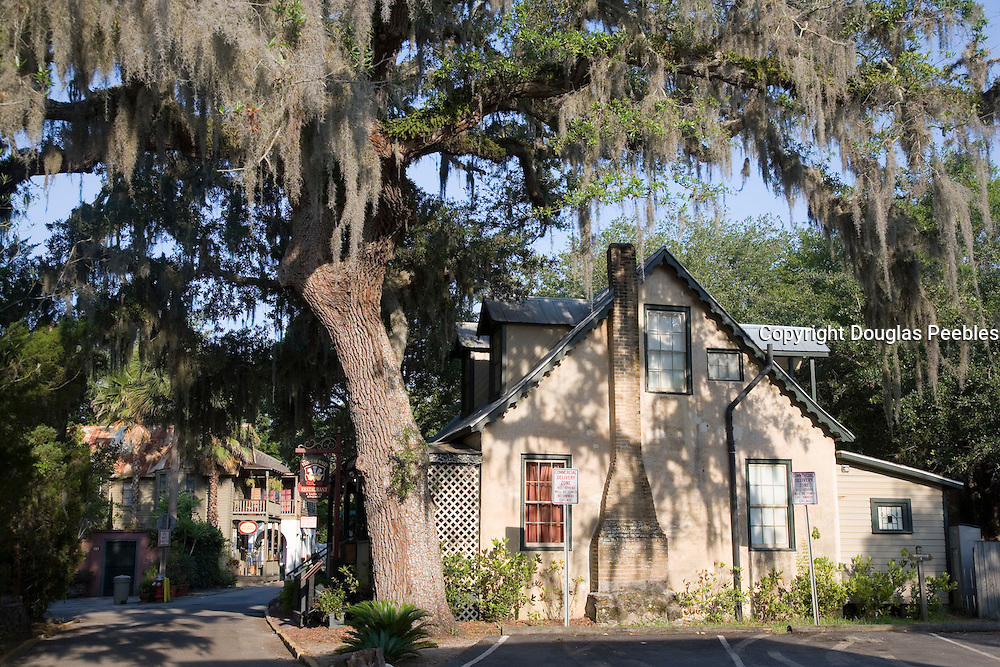 Prince of Wales restaurant, St. Augustine, Florida, USA<br />