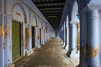 Inde, Bengale-Occidental, Ville de Hooghly-Chuchura, Medersa Imambara (ecole coranique) // India, West Bengal, Hooghly-Chuchura, Imambara Medersa (Koranic school)