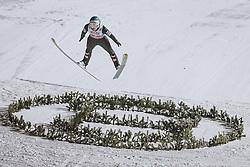 06.01.2021, Paul Außerleitner Schanze, Bischofshofen, AUT, FIS Weltcup Skisprung, Vierschanzentournee, Bischofshofen, Finale, im Bild Michael Hayboeck (AUT) // Michael Hayboeck of Austria during the final of the Four Hills Tournament of FIS Ski Jumping World Cup at the Paul Außerleitner Schanze in Bischofshofen, Austria on 2021/01/06. EXPA Pictures © 2020, PhotoCredit: EXPA/ JFK