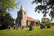 Church of Saint Nicholas, Great Wakering, near Southend, Essex