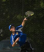 Gilford varsity boys tennis.  Karen Bobotas/ for the Laconia Daily Sun