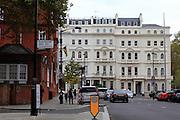 Georgian Terraces in Kensington, London