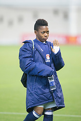 Scotland's Karamoko Dembele. half time : Scotland 0 v 0 Repulic of Ireland, Under 16 Victory Shield played at Oriam, Edinburgh.