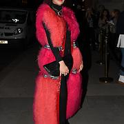 Safreen Khan - stylegrimoires attend the Fashion Scout - SS19 - London Fashion Week - Day 1, London, UK. 14 September 2018.