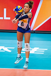 19-10-2018 JPN: Semi Final World Championship Volleyball Women day 18, Yokohama<br /> China - Italy / Monica De Gennaro #6 of Italy