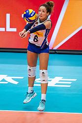 19-10-2018 JPN: Semi Final World Championship Volleyball Women day 18, Yokohama<br /> China - Italy / Monica De Gennaro #6 of Italy