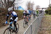 Belgium, March 31 2013: Ronde van Vlaandaren 2013..Copyright 2013 Peter Horrell.