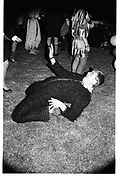 George Birkbeck. Birthday party. Cirencester. 3 June 1988.<br />Film <br />© Copyright Photograph by Dafydd Jones<br />66 Stockwell Park Rd. London SW9 0DA<br />Tel 0171 733 0108