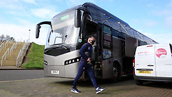 Peterborough United Manager Darren Ferguson arrives at Northampton Town - Mandatory by-line: Joe Dent/JMP - 10/10/2020 - FOOTBALL - PTS Academy Stadium - Northampton, England - Northampton Town v Peterborough United - Sky Bet League One
