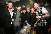 EXCLUSIVE <br /> Model Sam Recce seems to be getting over his public dumping of Stephanie Davis by spending a night out with his friends in Liv Nightclub in Manchester  <br /> ©Fungraphy/Exclusivepix Media