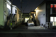 residential neighborhood Japan Yokosuka