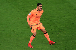 29th November 2017 - Premier League - Stoke City v Liverpool - Emre Can of Liverpool shouts in anger - Photo: Simon Stacpoole / Offside.