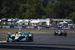 September 2, 2018 - Portland, Oregon, United Stated - GABBY CHAVES (88) of Colombia battles for position during the Portland International Raceway at Portland International Raceway in Portland, Oregon. (Credit Image: © Justin R. Noe Asp Inc/ASP via ZUMA Wire)