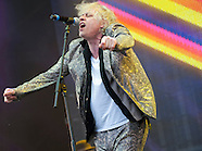 The Boomtown Rats at Rewind Scotland 2014