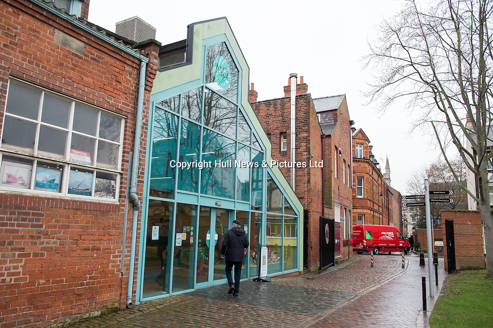 12 January 2017: The Hull and East Riding Museum in High Street with Iron Age village, Roman bathhouse and mosaics, Viking treasures and wooden warriors.<br /> Picture: Sean Spencer/Hull News & Pictures Ltd<br /> 01482 210267/07976 433960<br /> www.hullnews.co.uk         sean@hullnews.co.uk