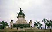 The Monument to the Independence of Brazil, Sao Paulo, Brazil, South America 1962