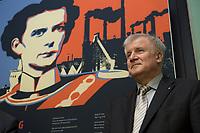 """11 MAY 2012, BERLIN/GERMANY:<br /> Horst Seehofer, CSU, Ministerpraeisdent Bayern, eroeffnet die Ausstellung """"Goetterdaemmerung - Koenig Ludwig II. und seine Zeit"""", Bundesrat<br /> IMAGE: 20120511-02-008"""