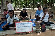 Land Mine Victim Musicians -Angkor