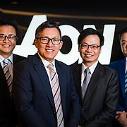 Mr Ernest Leung -- AON Taiwan