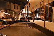 Wright Brothers Display in Smithsonian, Washington DC.