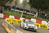Andreas Mikkelsen (NOR) - Ola Floene (NOR) - Volkswagen Polo WRC