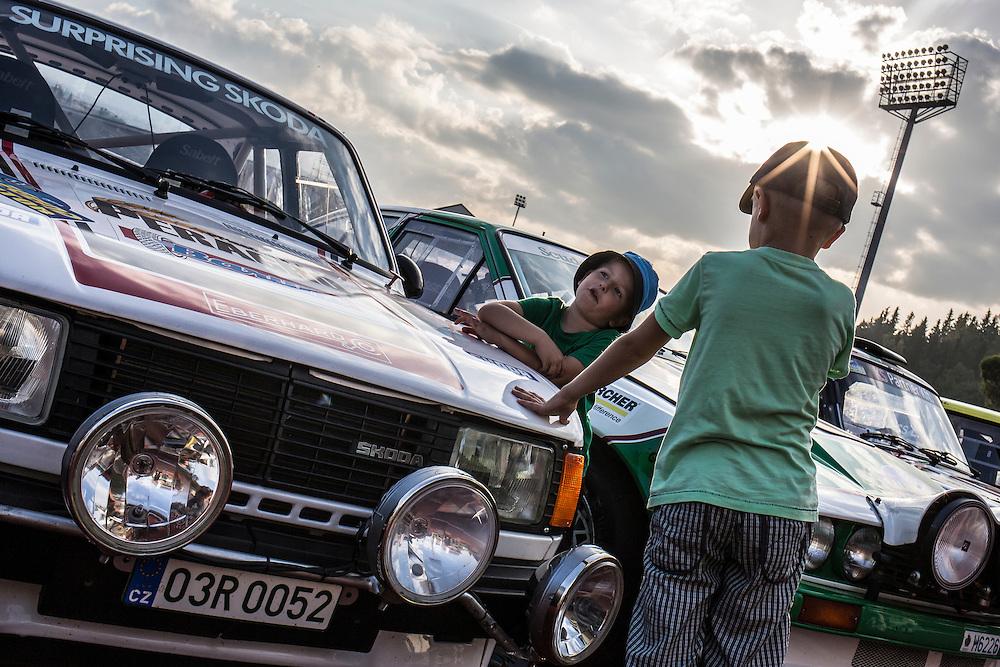 Rallylegend San Marino 2014<br /> Atmosphere