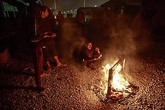 France: Calais Jungle Eviction, 24 Oct. 2016