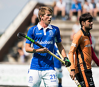 ROTTERDAM - Teun Kropholler (Kampong) tijdens de wedstrijd om de derde plaats tegen Oranje Rood bij de ABN AMRO cup. COPYRIGHT KOEN SUYK